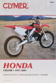 1997 2001 honda cr250r cr250 clymer repair manual u2022 29 89 picclick