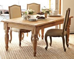 Waxed Pine Dining Table Harvest Dining Table Waxed Pine Dining Tables Williams Sonoma