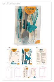 Design Kitchen Tool by Product Packaging Kitchen Utensil Set