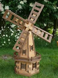 decorative backyard windmill home outdoor decoration