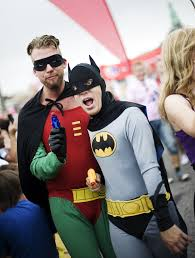 Robin Halloween Costumes 12 Halloween Costumes Male Couples Huffpost