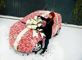 car wrapped in wrapping paper gift wrapping tips for christmas presents wrap gifts better