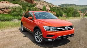 volkswagen tiguan 2016 red 2018 volkswagen tiguan first drive review