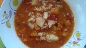 cuisine jamaicaine soupe de conque à la jamaicaine recettes nc cuisine calédonienne