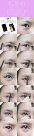 how to get korean style eyebrows madokeki makeup reviews