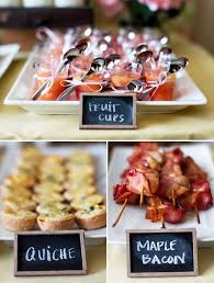 breakfast at s bridal shower 20 bridal brunch ideas for a party with the brunch