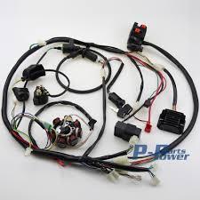 go kart wiring harness yerf dog electrical help go kart wiring