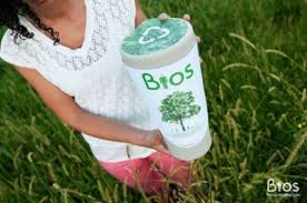 bios urn the bios urn is turning cemeteries into forests dirt report