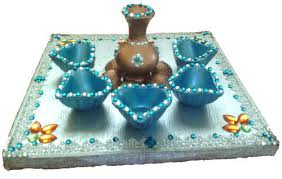 Cake Vase Set Vase Diya Set View Specifications U0026 Details Of Decorative Diya