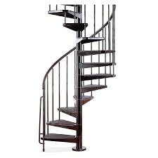 Metal Handrail Lowes Interior Classy Image Of Home Interior Decoration Using Spiral