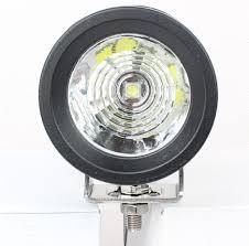 3 inch fog light kit 3 inch 15w round led worklight fog l spot beam offroad truck