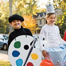 create your own halloween costume southern living