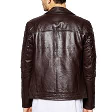 leather motorcycle jacket cool style men leather jacket motorcycle men leather jacket
