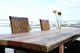 dining table dining room table sets beach don and chairs themed