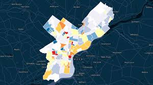 Las Vegas Crime Map By Zip Code by Mapping Gentrification In Philly By Tracking Permits U2014 Newsworks