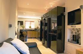 transformer garage en cuisine idée aménagement cuisine transformer un garage en habitation