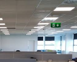 emergency lighting requirements commercial buildings emergency lighting certs o callaghan electrical services