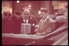 adolf hitler mini biography video rare color photos of adolf hitler provide eerie glimpse into war