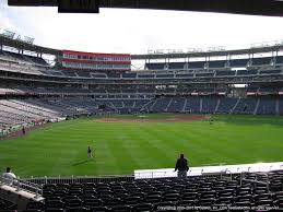 lexus dugout club seats washington nationals stadium seating best seats at nationals park