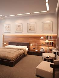 simple and clean best describe modern rooms we love the art in