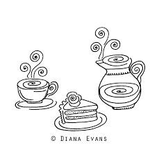 diana evans illustration and design sunday sketches