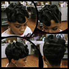 black soft wave hair styles pin by montana mayhem steele on flyybish hair make up nails