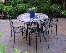 Iron Patio Furniture by Wrought Iron Patio Furniture Photograph