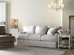 Chic Home Interiors by Interior Casual Living Room Decoration Ideas Using White Velvet