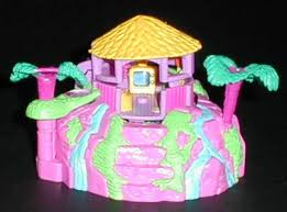 2000 polly pocket tropical pets