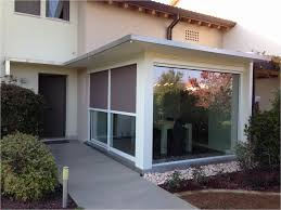 tettoie in legno e vetro verande chiuse in legno great verande in alluminio with verande