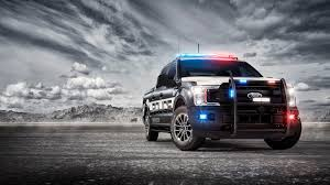 ford cops will love ford u0027s f 150 police responder pickup roadshow