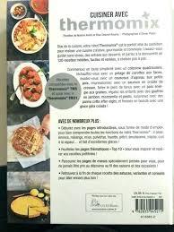 meilleur livre de cuisine pour faire la cuisine thermomix20atelier pour tout faire