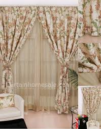 designed linen and cotton fabrics country curtains