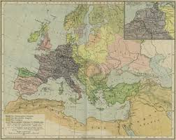 Modern Europe Map by Whkmla Historical Atlas Portugal Page