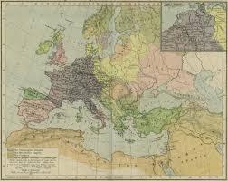 Medieval Europe Map by Medieval Index
