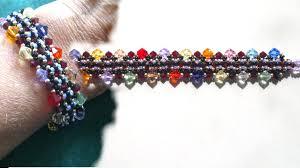 beaded bracelet tutorials youtube images Beading4perfectionists 6mm and 4mm swarovski seedbeads jpg