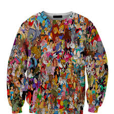 shop custom disney sweatshirts on wanelo