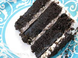 cookies and cream triple layer cake baker u0027s piece
