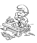 smurf coloring pages the smurfs coloring pages free coloring pages