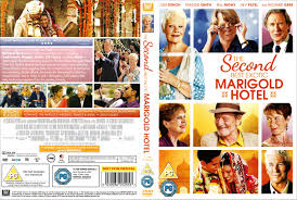 the best dvd the second best marigold hotel dvd cover label 2015 r2