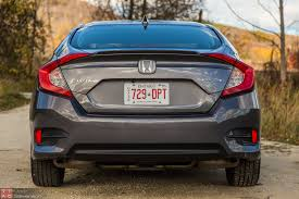 honda civic 2016 2016 honda civic sedan first drive review u2013 pick your flavor