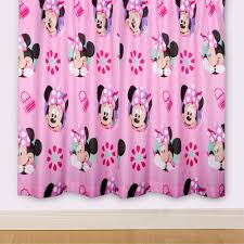 Mini Mouse Curtains by Minnie Mouse Bedroom Curtains Home Design Health Support Us