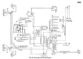 electrical wiring diagram for 1941 chevrolet passenger cars