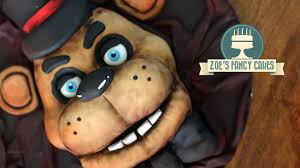 Halloween Cake Tins by Five Nights At Freddy U0027s Cake Freddy Fazbear Halloween Cakes