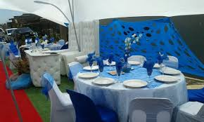 Shweshwe Wedding Decor Pictures On Traditional Wedding Decorations With Blue And White