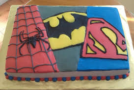 batman and superman cakes ideas 9861 cake ideas boys birth