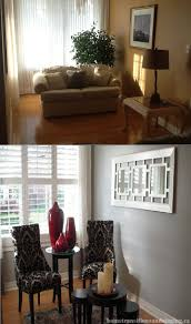 Small Bedroom Staging 63 Best Before And After Home Staging Images On Pinterest Home
