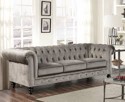 Sofas Chesterfield Kashvi Chesterfield Sofa Reviews Birch