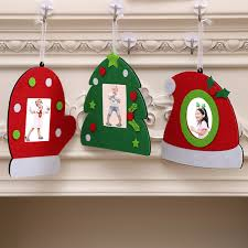 1 non woven fabric photo frame tree glove hat shape paper