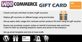 sell e gift cards woocommerce gift card 2 5 plugin